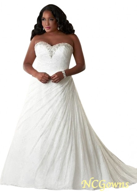 NCGowns Plus Size Wedding Dress T801525325542