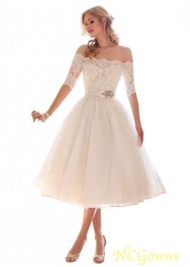NCGowns Beach Short Wedding Dresses T801525317632