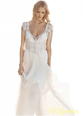 NCGowns Beach Wedding Dresses T801525319929